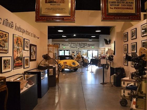 Western Film Museum in Lone Pine