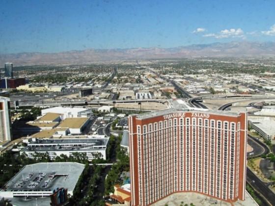 Aussicht Palazzo Las Vegas