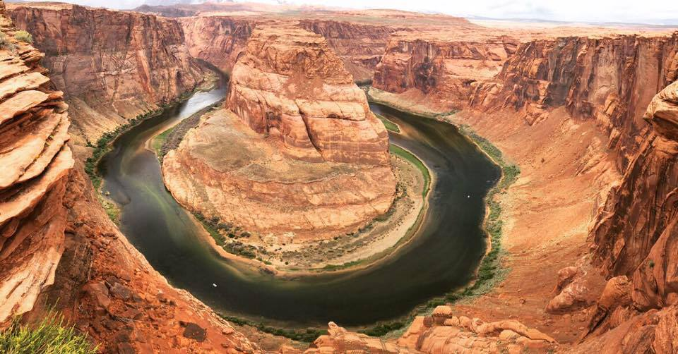 Amazing View - Horseshoe Bend