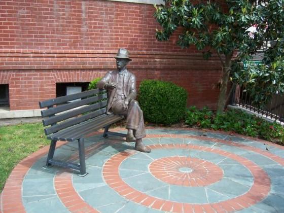 Nobelpreisträger W. Faulkner Oxford, Mississippi