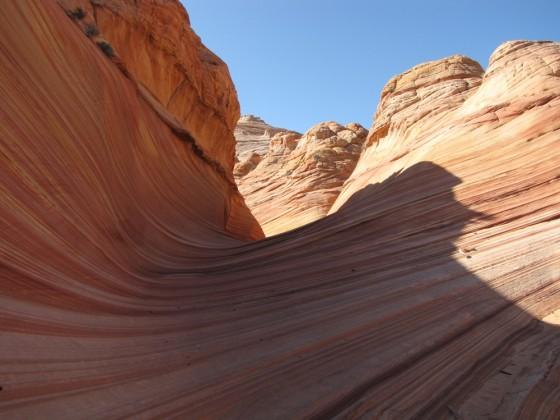 Wave und Umgebung, Coyote Buttes North