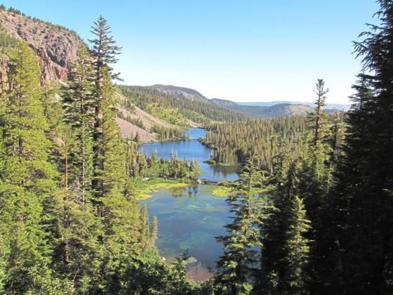 Twin Lakes - Mammoth Lakes