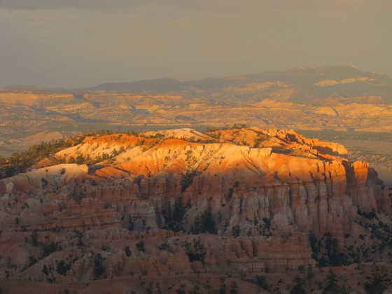 Bryce Canyon - Sunset