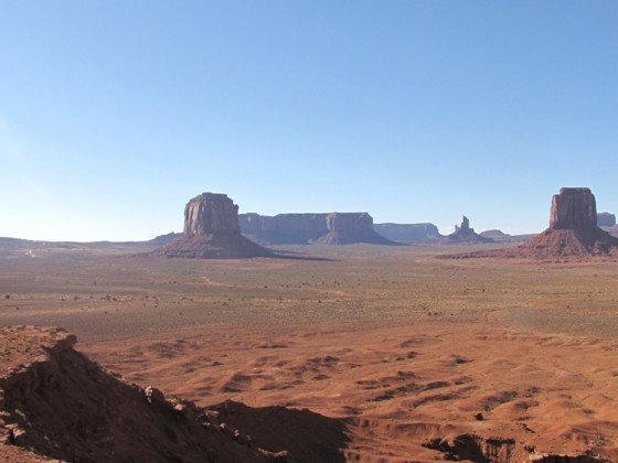 Monument Valley - Artist Point