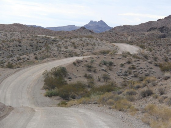 Silver Creek Road to Oatman