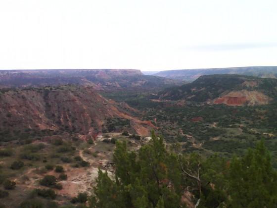 Palo Duro Canyon TX