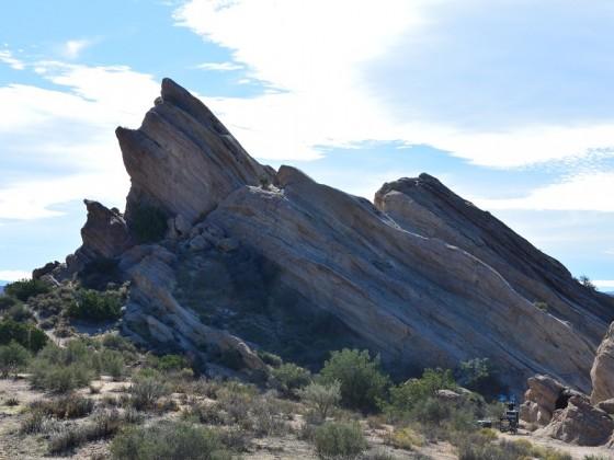 Vasques Rocks (Nähe L.A.)