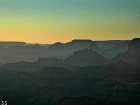 Farbsuche am Grand Canyon