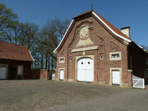 Haus Rüschhaus, Münsterland
