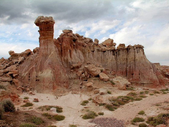 gooseberry badlands in Wyoming