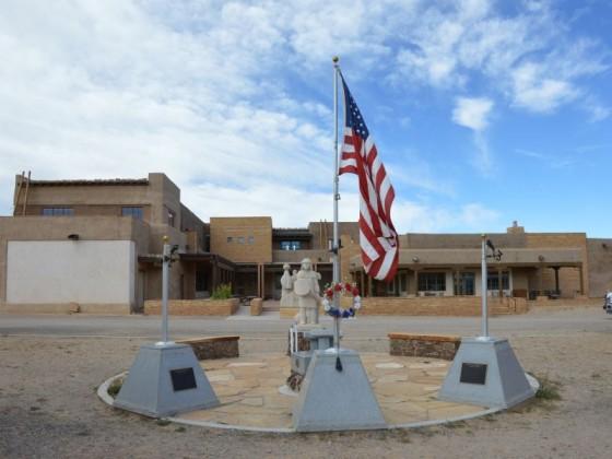 Visitor Center Acoma Indianer Siedlung