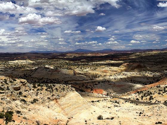 Highway 12 Panorama