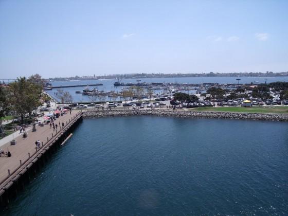 Bucht von San Diego