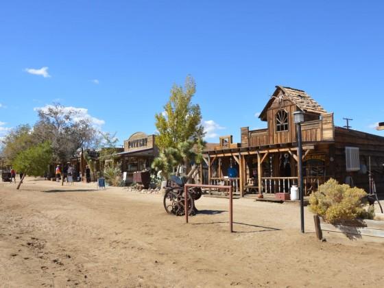 Pioneertown. Nähe Palm Springs CA